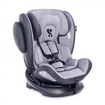 Lorelli Aviator SPS isofix autósülés 0-36kg 2021 - Black & Light Grey