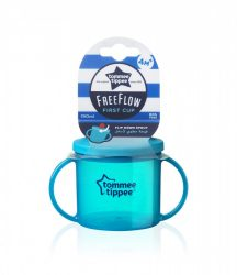 Tommee Tippee FreeFlow First Cup pohár 190 ml 4+