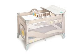 Baby Design Dream multifunkciós utazóágy 2020 - 09 Beige