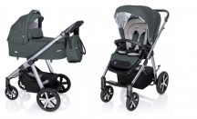 Baby Design Husky multifunkciós babakocsi + Winter Pack 2020 - Graphite 17