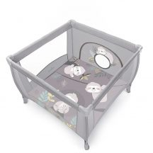 Baby Design Play utazójáróka 2020 - Light Gray 07